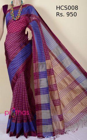 bengal cotton silk saree