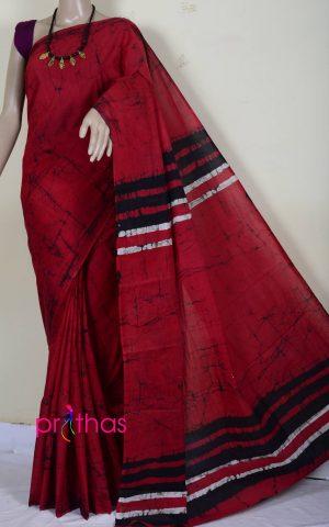 Batik printed cottons aree