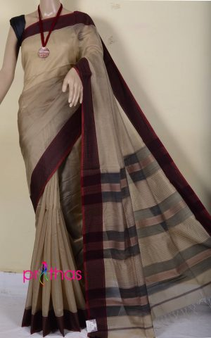 maheshwari cotton-silk saree