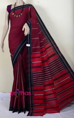 Begumpuri Cotton Saree