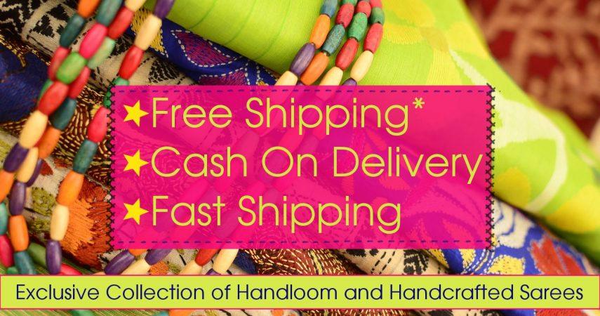 Prithas - buy online exclusive handloom and handmade sarees