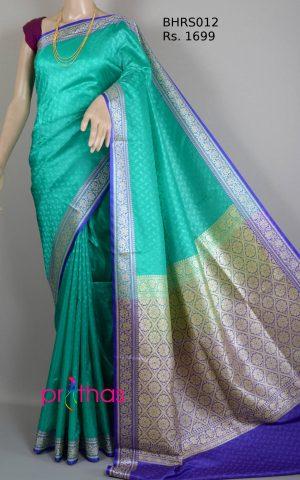 Banarasi Handloom Silk Saree